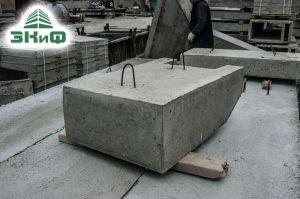 Блок бетонный Б-9