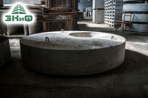 Плита перекрытия колодца 2ПП 15-2