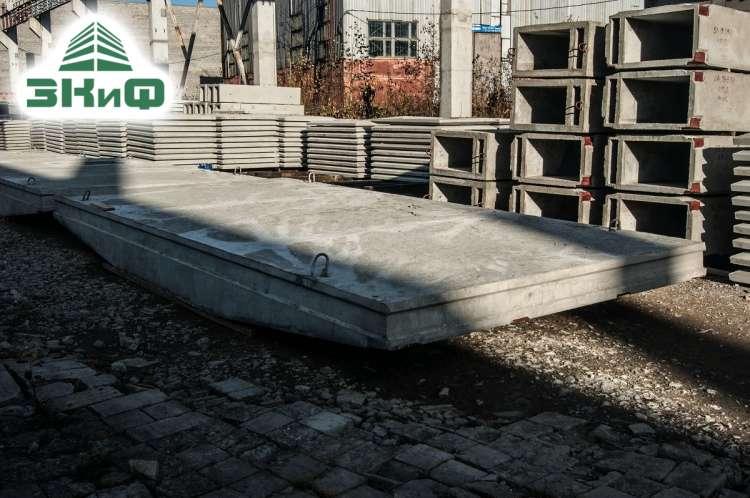 Плита покрытия резервуара 4ПР-4