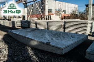 Плита покрытия резервуара 4ПР-4-а